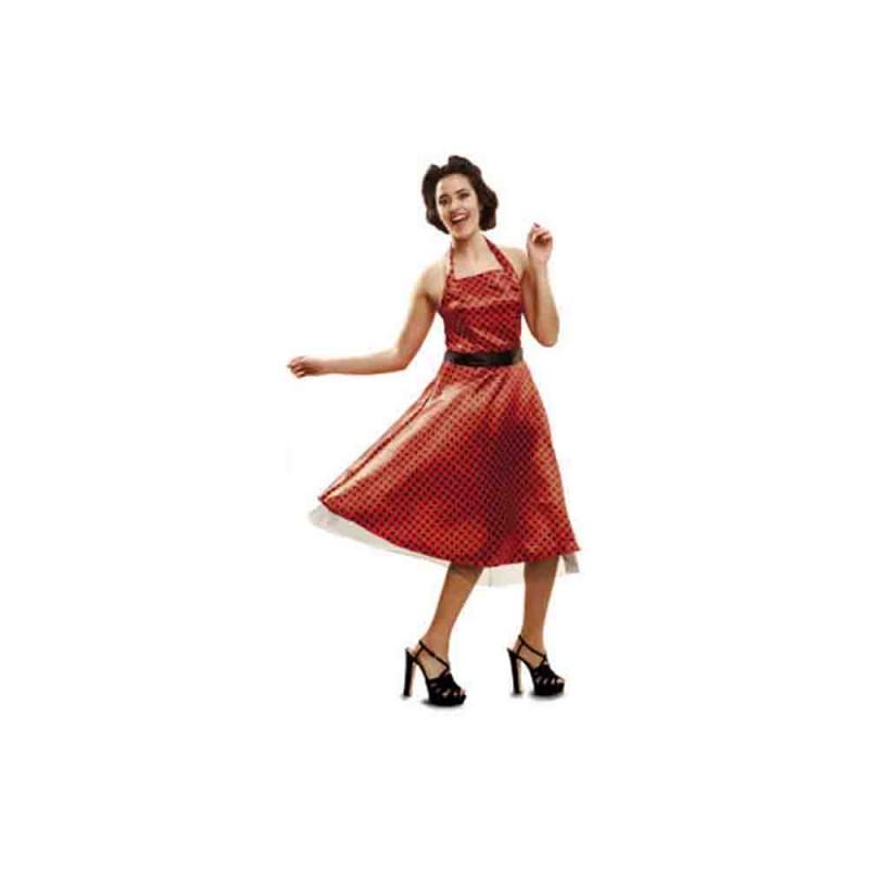 Costume Donna Anni 50 Taglia S - MazzeoGiocattoli.it