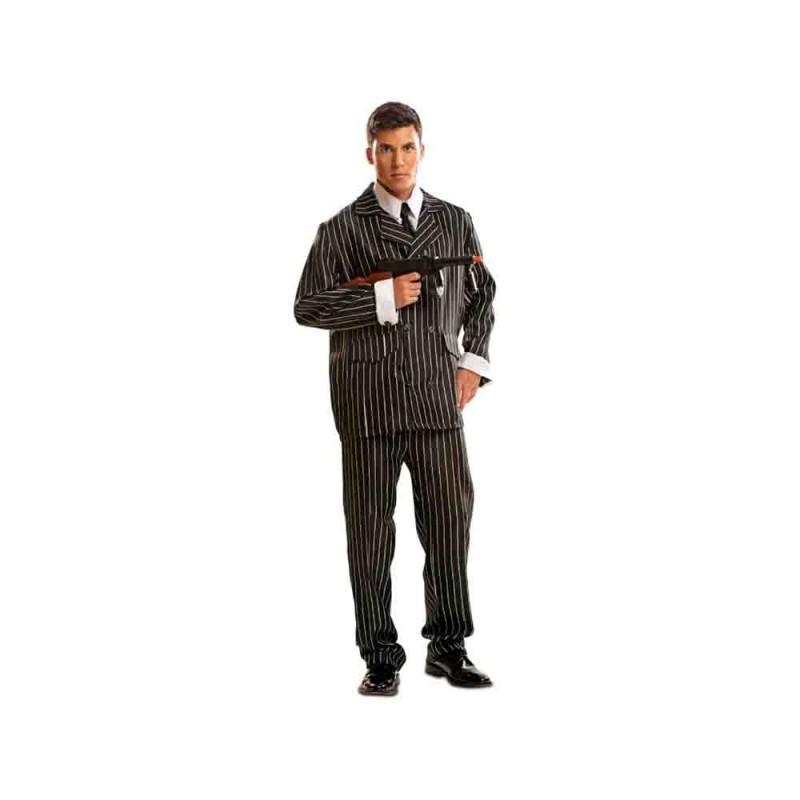 Costume Gangster Per Uomo - Taglia S - MazzeoGiocattoli.it