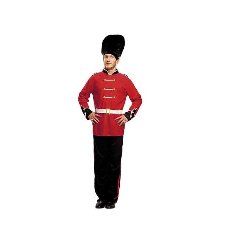 Costume Guardia Inglese Uomo Taglia M - L - MazzeoGiocattoli.it