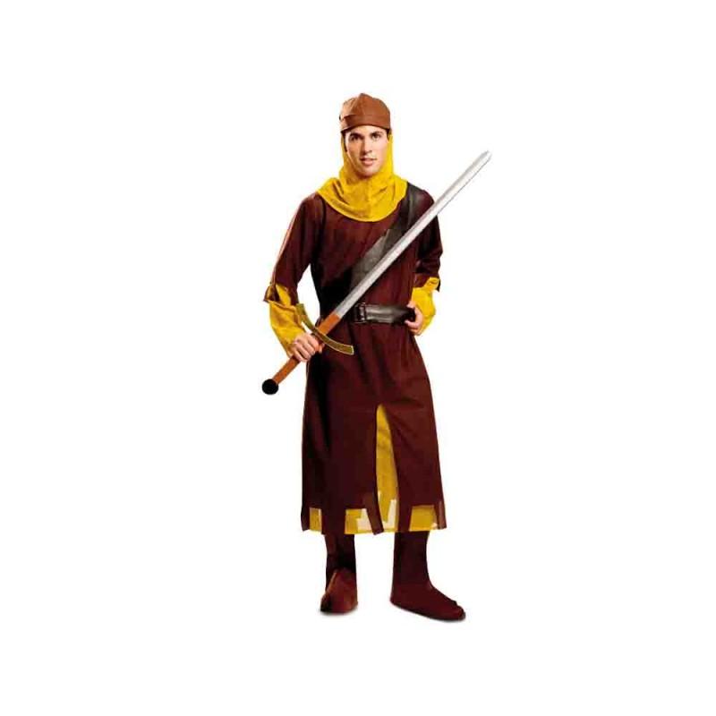 Costume Guerriero Medievale - Adulto - Taglia M-L - MazzeoGiocattoli.it