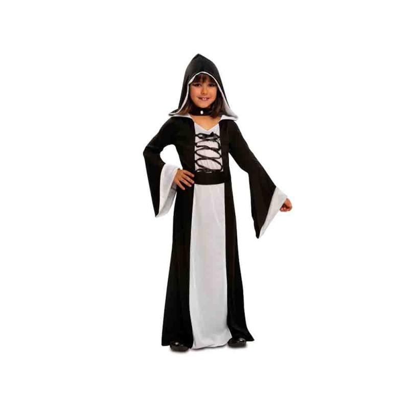 Costume Maga Bianca Per Bambina - 5-6 Anni - MazzeoGiocattoli.it