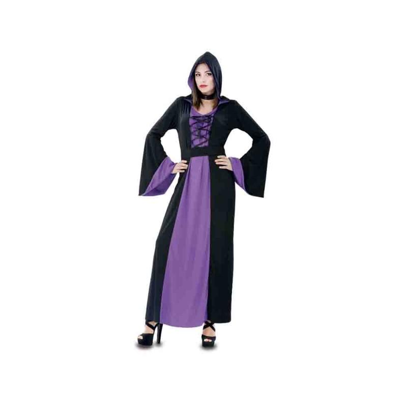 Costume Maga Viola - Adulta - Taglia M-L - MazzeoGiocattoli.it