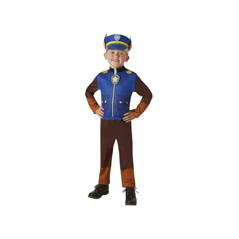 Costume Paw Patrol Da Bambino Taglia S - MazzeoGiocattoli.it