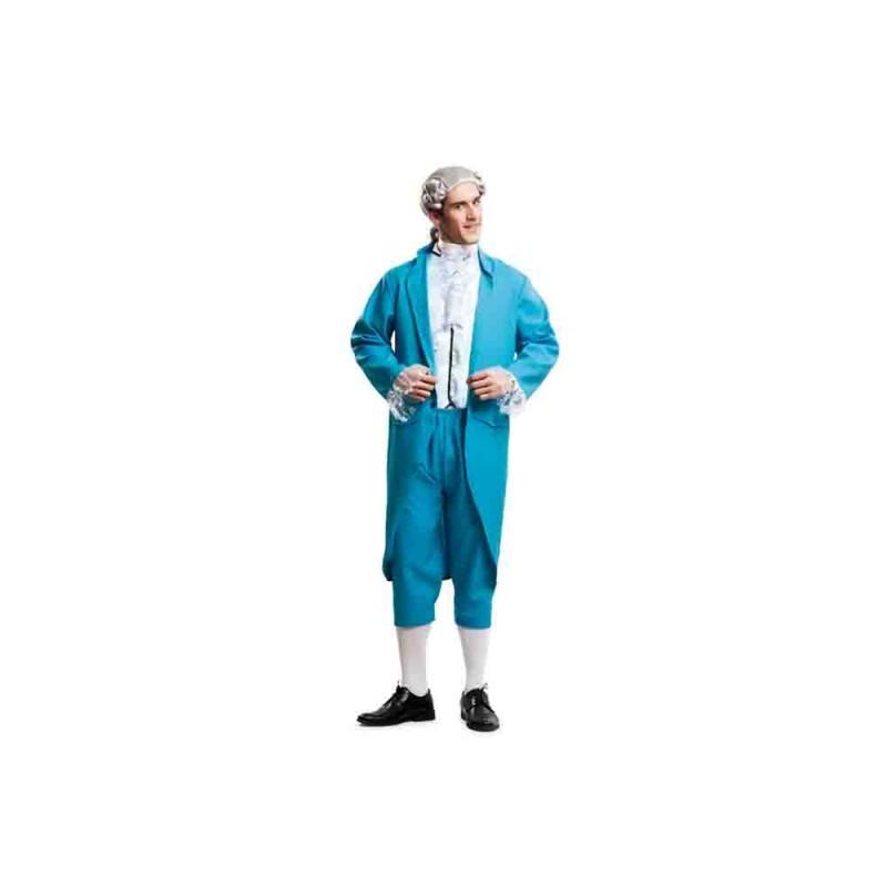Costume Da Nobile Del Settecento Taglia M-L - MazzeoGiocattoli.it