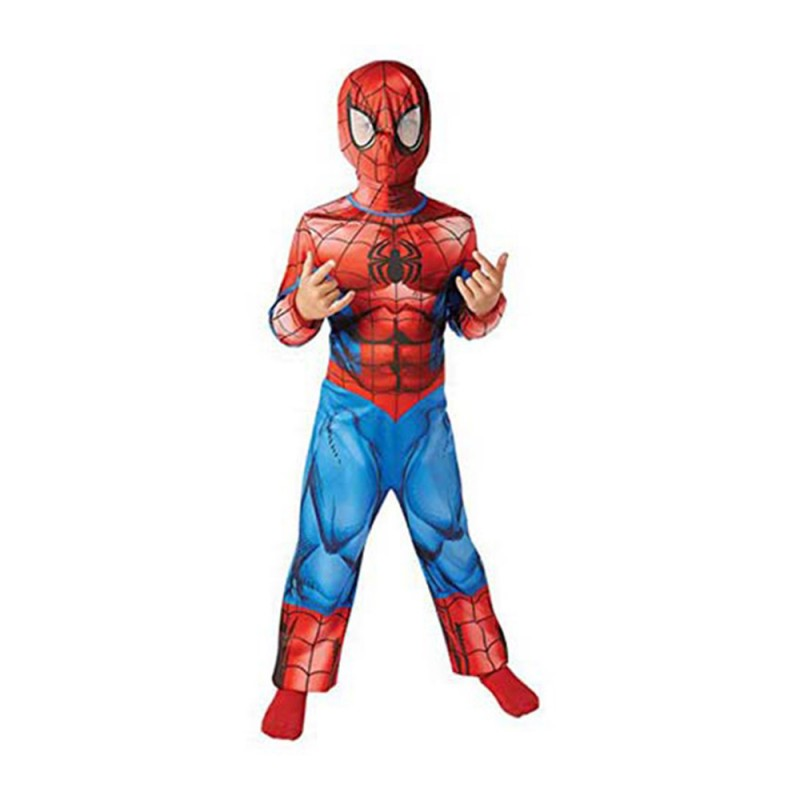 Costume Ultimate Spiderman Taglia Medium - MazzeoGiocattoli.it