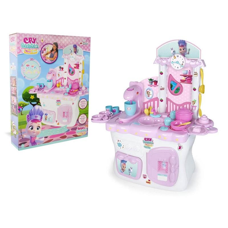 Cry Babies - Cucina Magictears - Imc Toys  - MazzeoGiocattoli.it