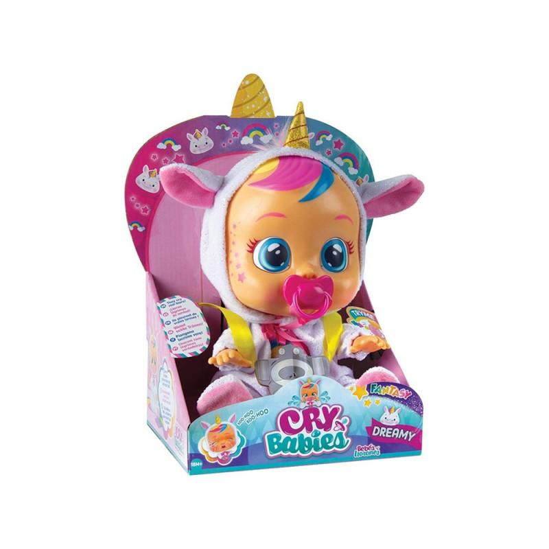Cry Babies Dreamy - IMC Toys  - MazzeoGiocattoli.it