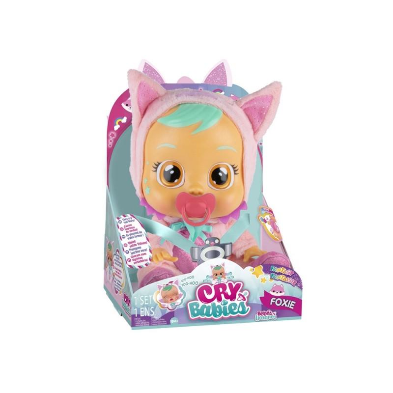 Cry Babies Fantasy Foxie - Imc Toys - MazzeoGiocattoli.it