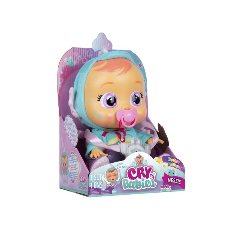 Cry Babies Fantasy Nessie - Imc Toys  - MazzeoGiocattoli.it