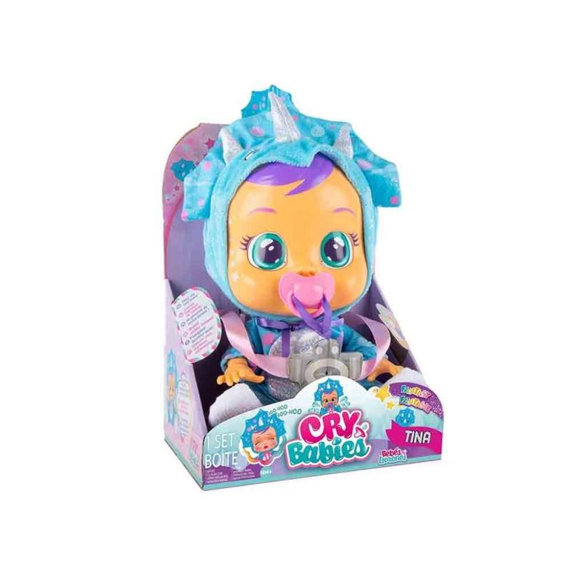 Cry Babies Fantasy Tina - Imc Toys - MazzeoGiocattoli.it