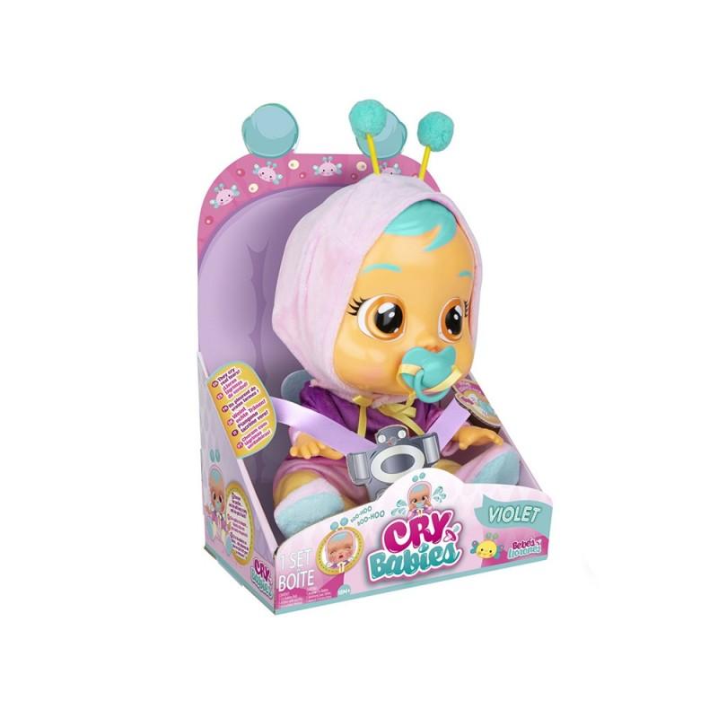 Cry Babies Fantasy Violet - Imc Toys  - MazzeoGiocattoli.it