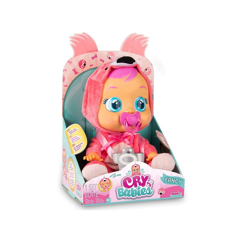 CryBabies Fancy - Imc Toys  - MazzeoGiocattoli.it