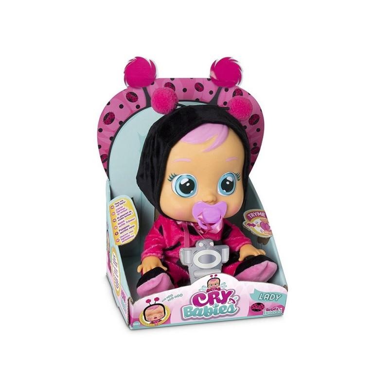 CryBabies Lady - Imc Toys  - MazzeoGiocattoli.it