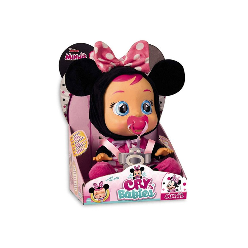 CryBabies Minnie - Imc Toys - MazzeoGiocattoli.it