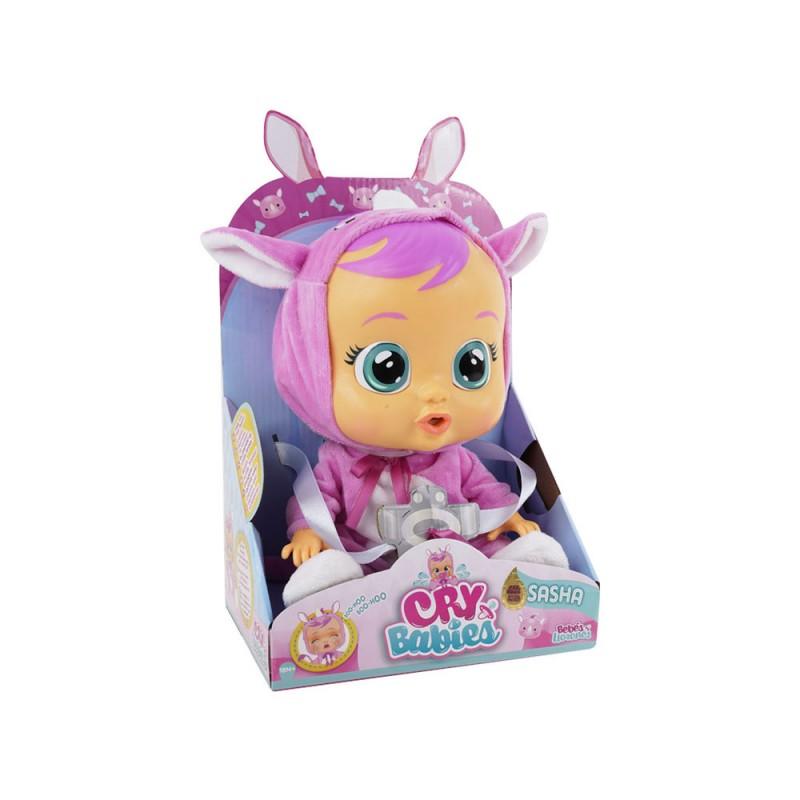 CryBabies Sasha - Imc Toys  - MazzeoGiocattoli.it