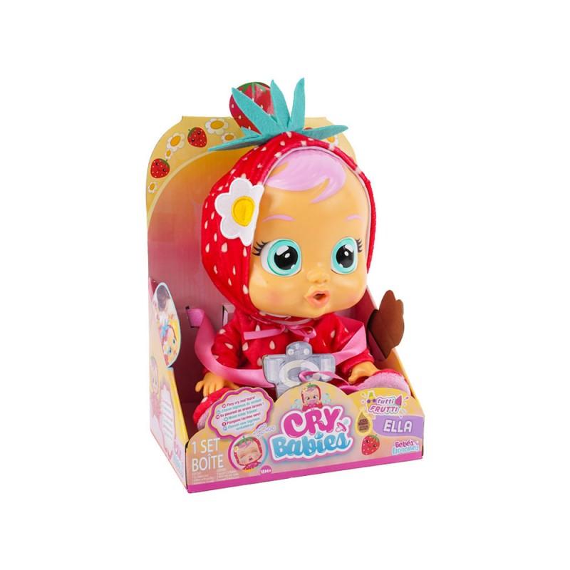 CryBabies Tutti Frutti Ella - Imc Toys - MazzeoGiocattoli.it
