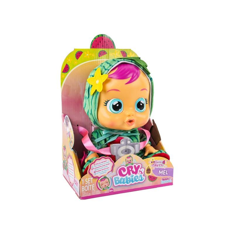 CryBabies Tutti Frutti Mel - Imc Toys - MazzeoGiocattoli.it