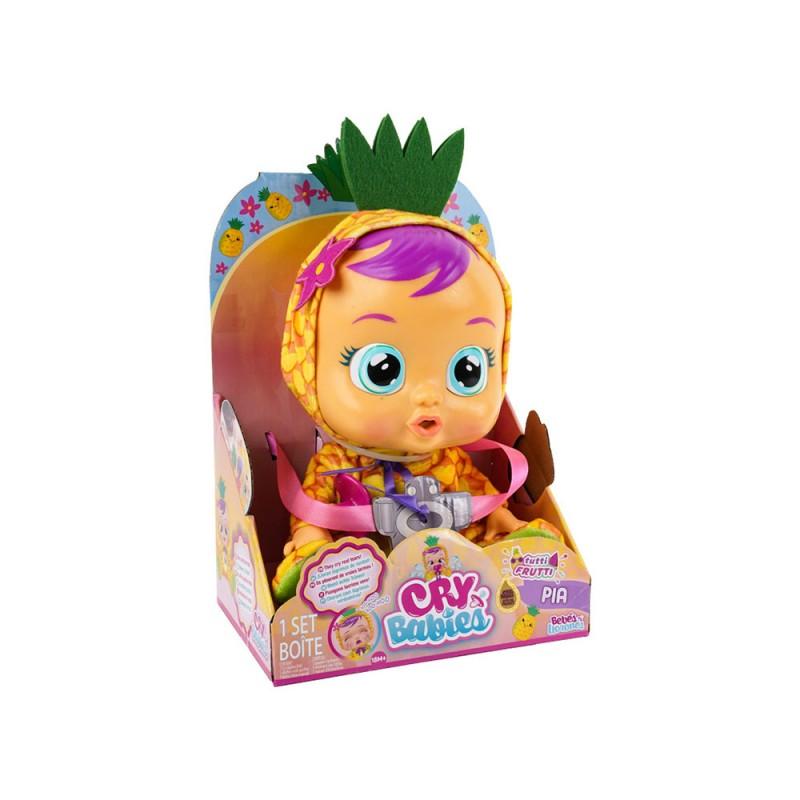 CryBabies Tutti Frutti Pia - Imc Toys  - MazzeoGiocattoli.it