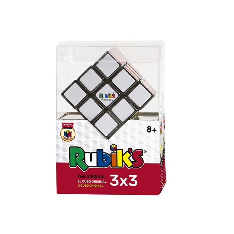 Gioco Cubo Di Rubik - MazzeoGiocattoli.it