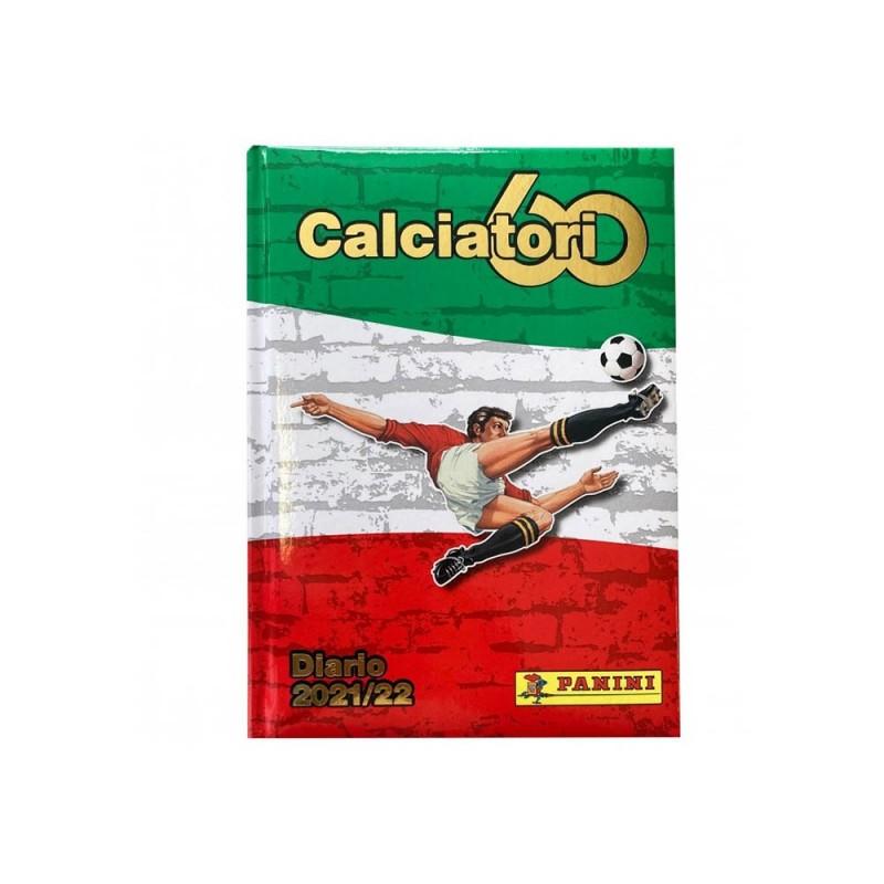 Diario Calciatori Formato Standard 2021/22  - MazzeoGiocattoli.it