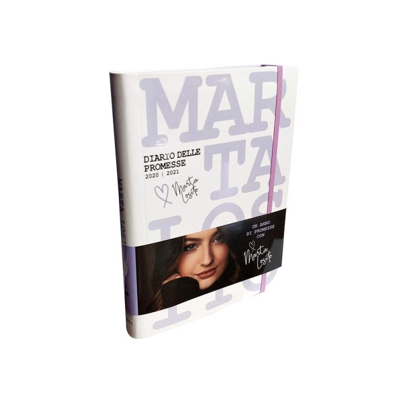 Diario Delle Promesse Marta Losito 2020/21 - Pigna  - MazzeoGiocattoli.it