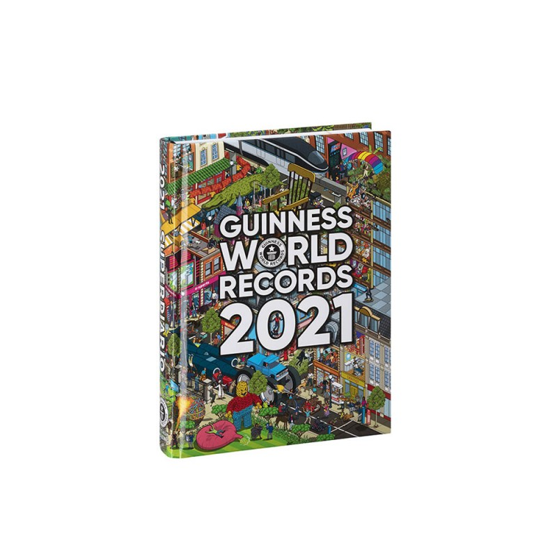 Diario Scuola 12 Mesi Guinness Word Record  - MazzeoGiocattoli.it