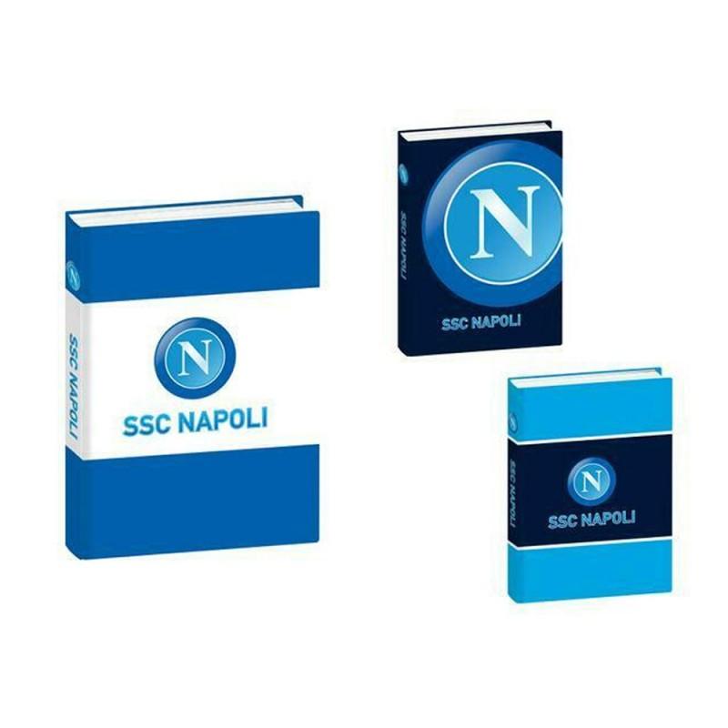 Diario Standard 12m Napoli - Seven  - MazzeoGiocattoli.it