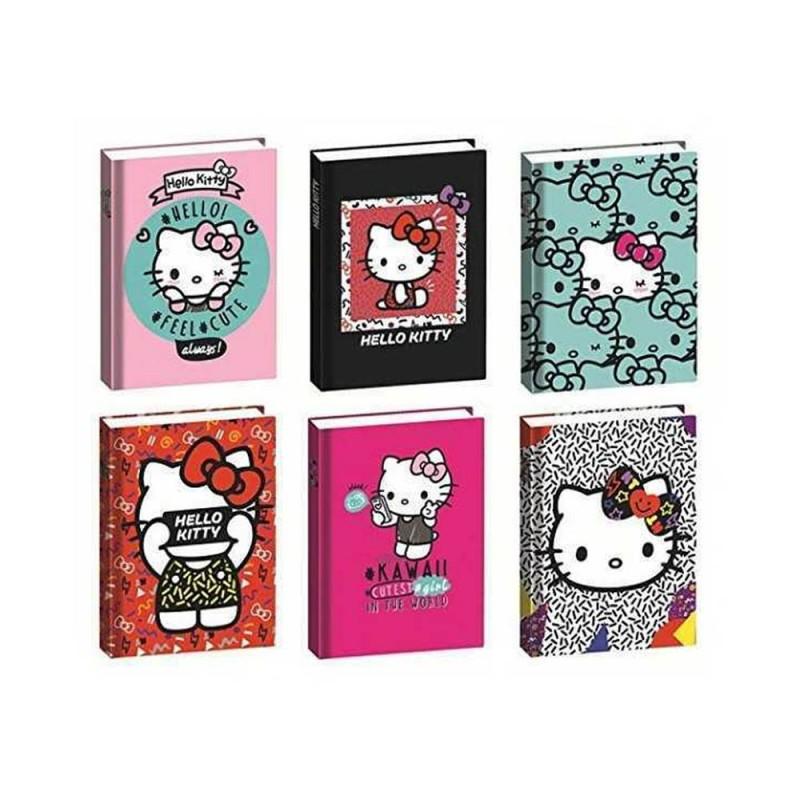 Diario Standard Hello Kitty - Seven  - MazzeoGiocattoli.it