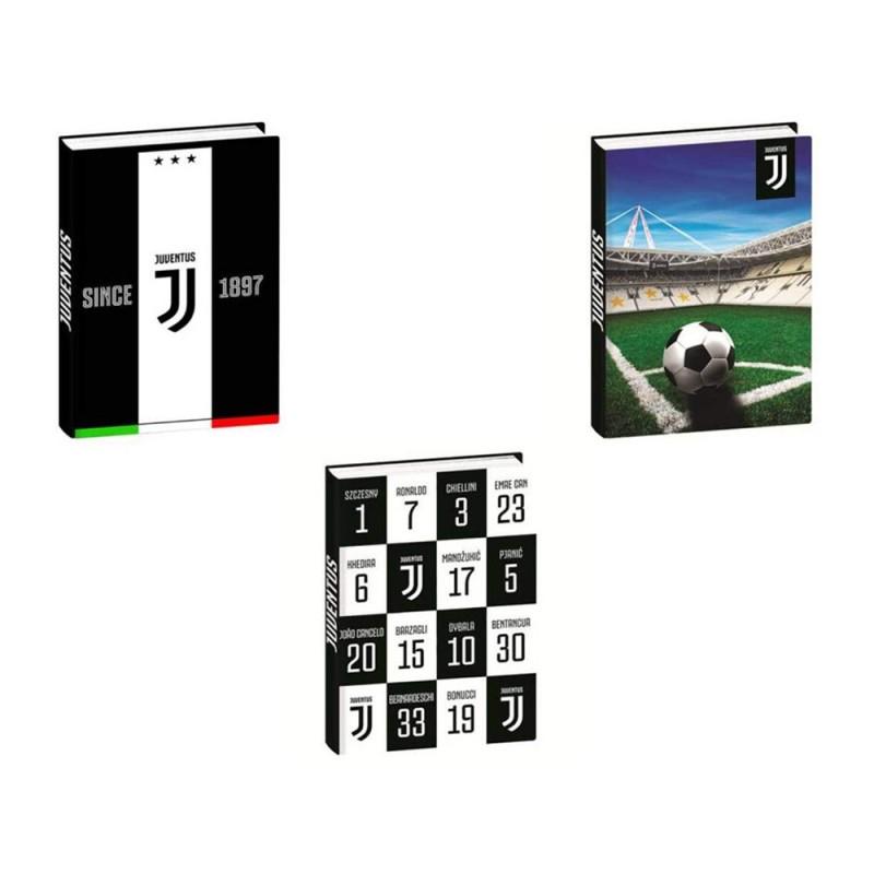 Diario Standard Juventus - Seven - MazzeoGiocattoli.it
