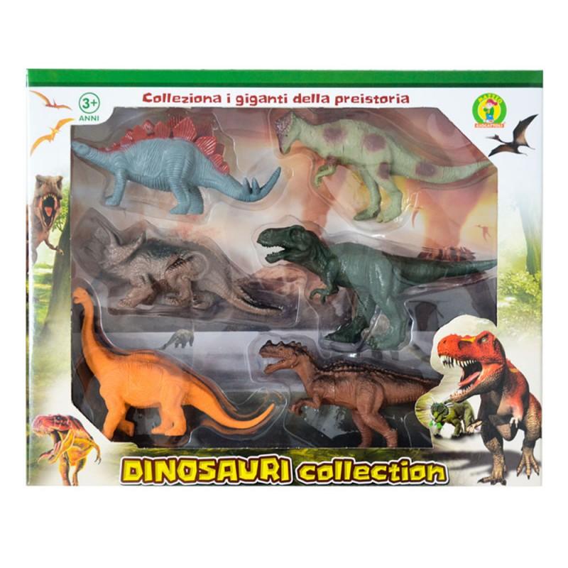 Playset Dinosauri - Dinosauri Collection - Mazzeo Giocattoli - MazzeoGiocattoli.it