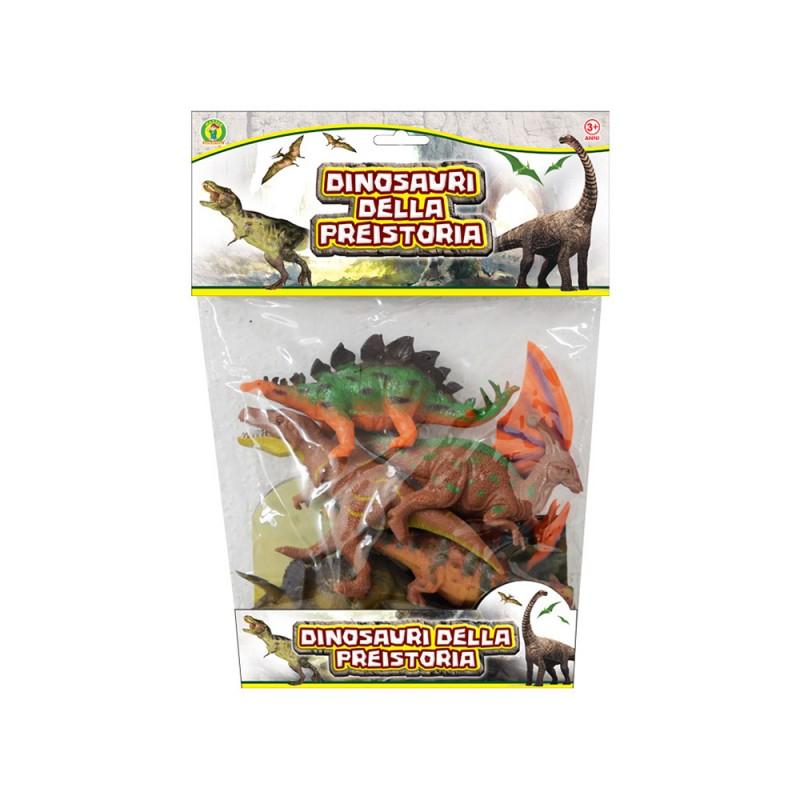 Dinosauri Della Preistoria - Mazzeo Giocattoli - MazzeoGiocattoli.it