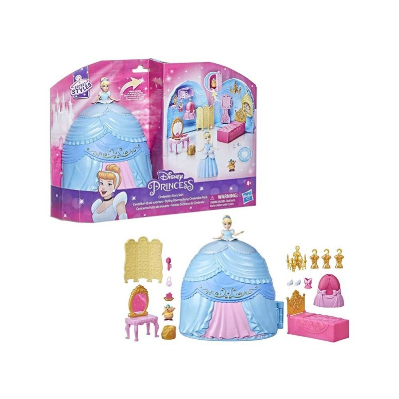 Disney Princess Playset Cenerentola - Hasbro - MazzeoGiocattoli.it