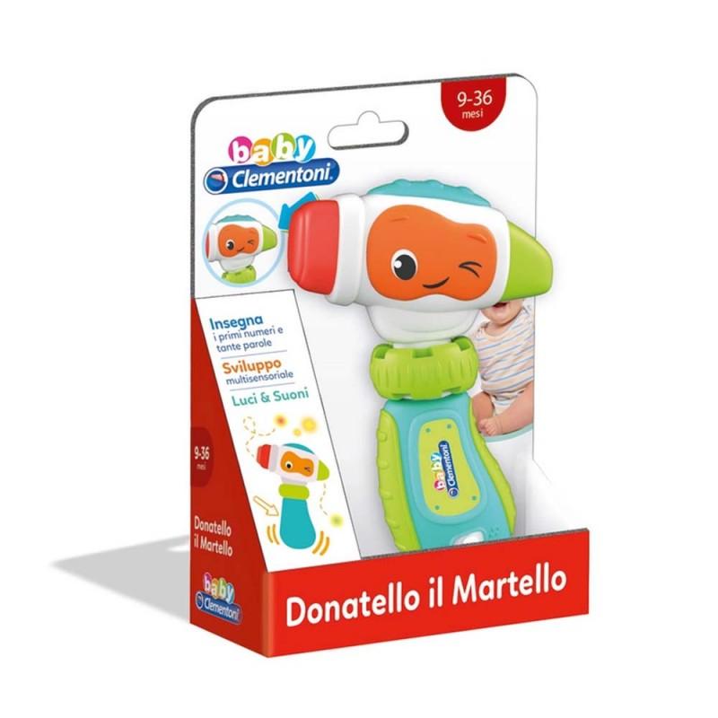 Donatello Il Martello - Clementoni  - MazzeoGiocattoli.it