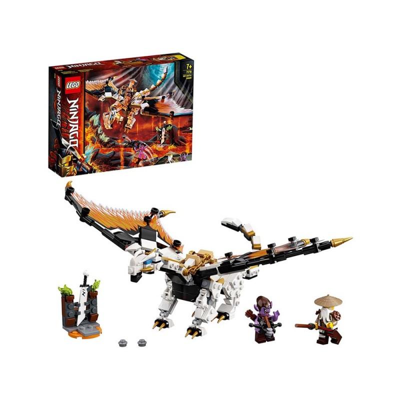 Dragone Da Battaglia Di Wu - Lego Ninjago  - MazzeoGiocattoli.it