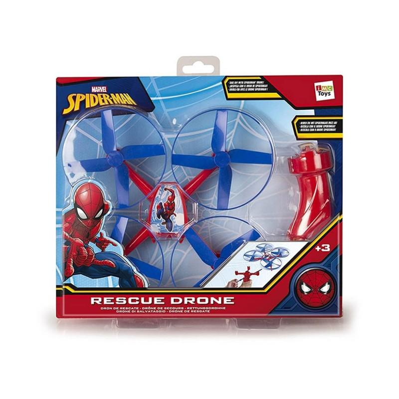 Drone Di Salvataggio Spider Man - Imc Toys  - MazzeoGiocattoli.it