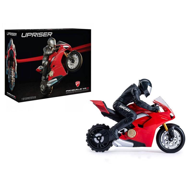 Ducati Panigale V4 S Upriser - Spin Master - MazzeoGiocattoli.it