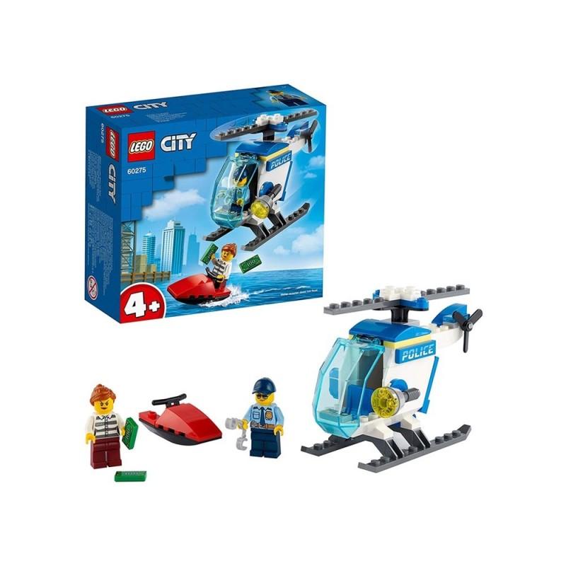 Elicottero Della Polizia - Lego City  - MazzeoGiocattoli.it