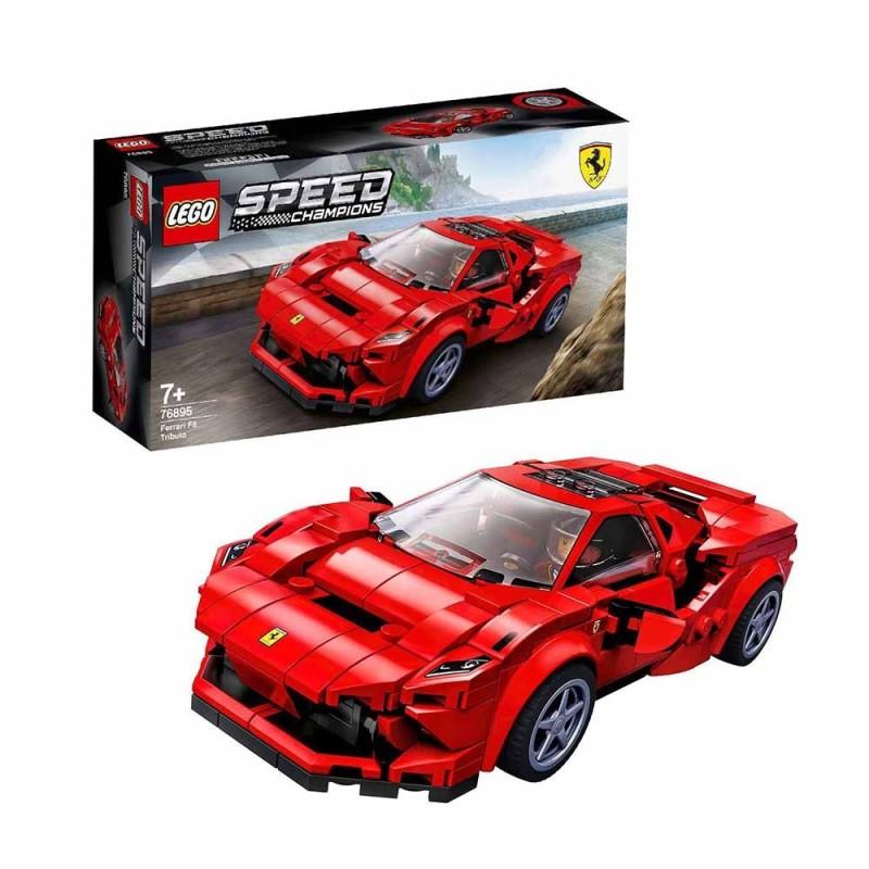 Ferrari F8 Tributo - Lego  - MazzeoGiocattoli.it