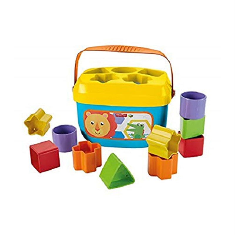 Secchiello Con Cercaforme - Fisher-Price  - MazzeoGiocattoli.it