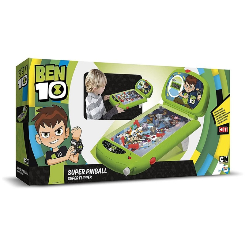 Flipper Ben 10 Digitale - Imc Toys  - MazzeoGiocattoli.it