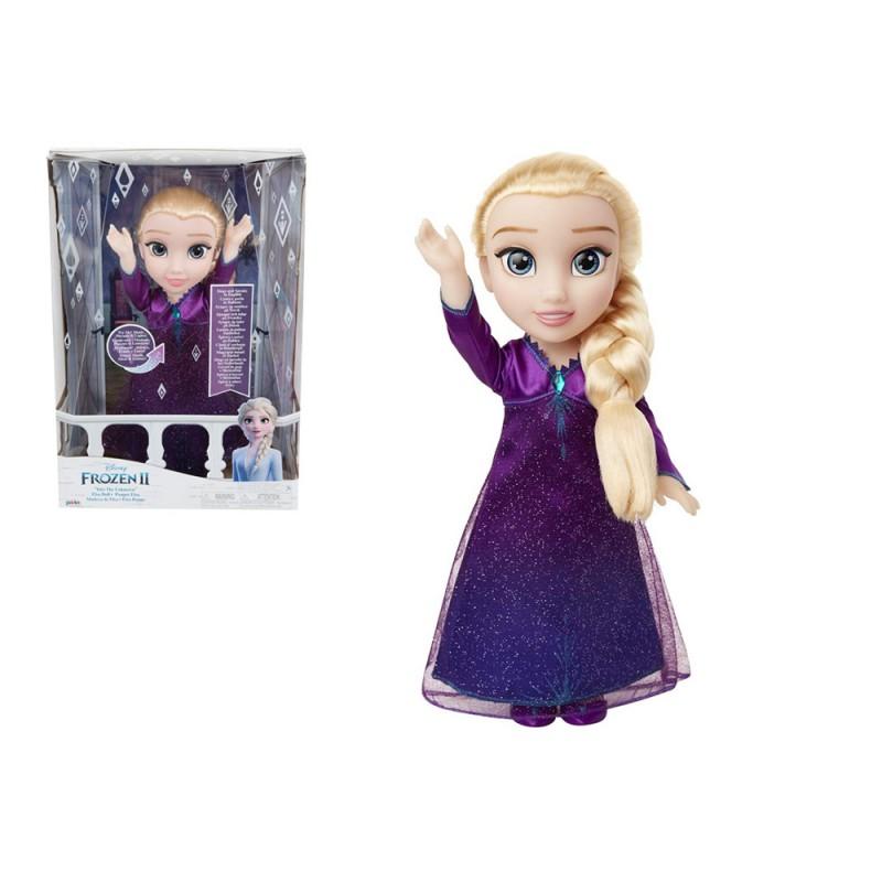 Frozen 2 Elsa Con Funzioni 35cm - Giochi Preziosi  - MazzeoGiocattoli.it