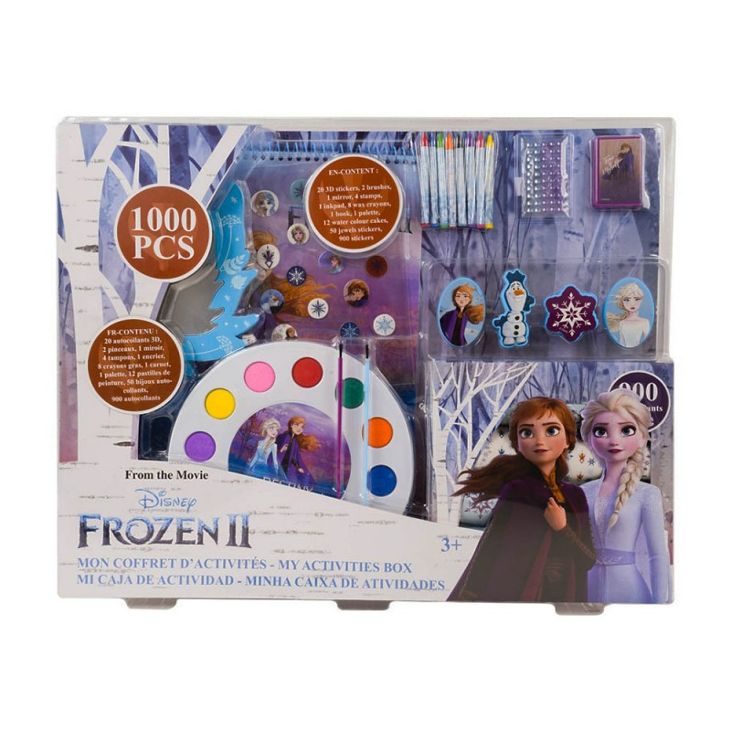 Frozen 2 My Activites Box  - MazzeoGiocattoli.it