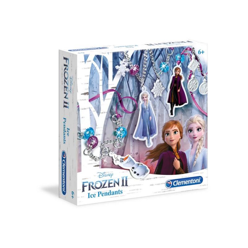 Frozen 2 Pendenti Sagomati - Clementoni  - MazzeoGiocattoli.it