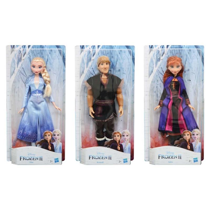 Frozen 2 Personaggio 30 Cm - Hasbro  - MazzeoGiocattoli.it