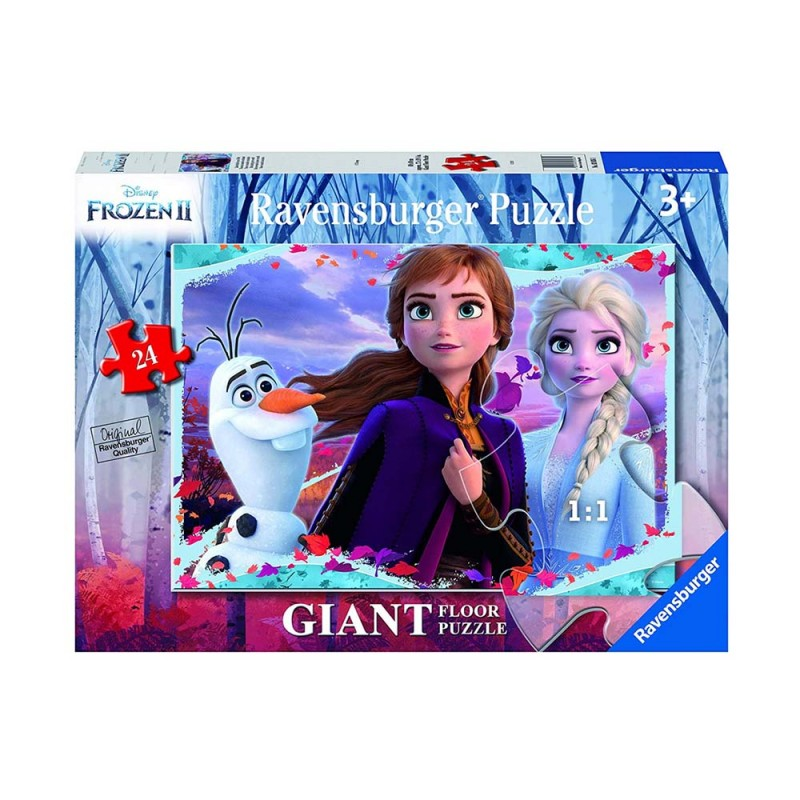 Frozen 2 Puzzle 24 Pz Disney - Ravensburger  - MazzeoGiocattoli.it