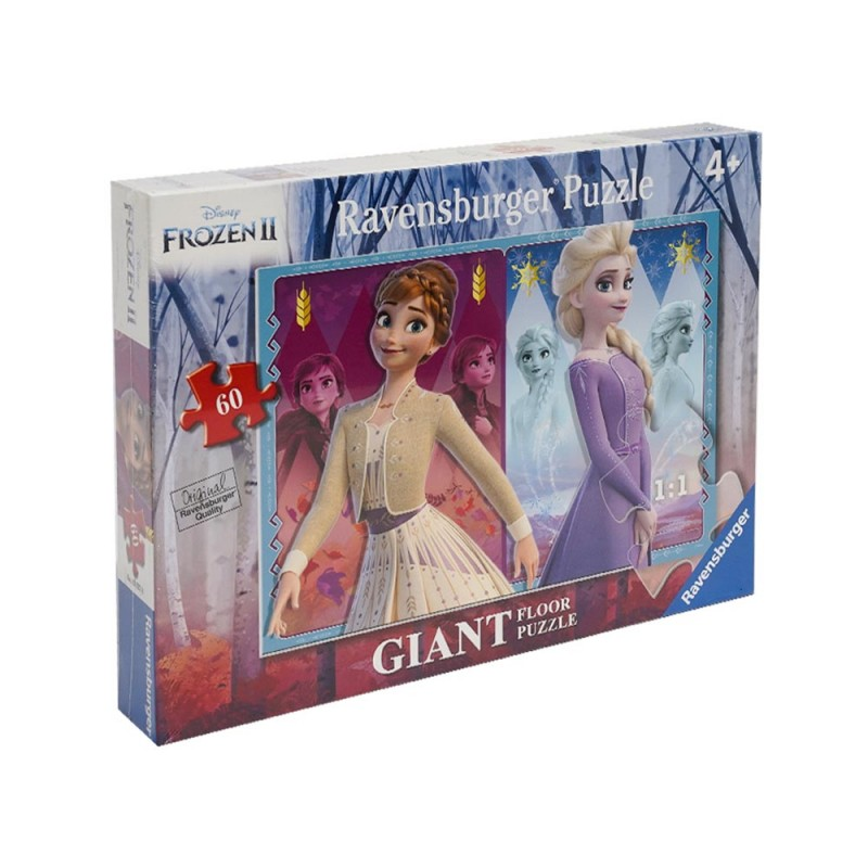 Frozen 2 Puzzle 60 Pz Disney - Ravensburger - MazzeoGiocattoli.it