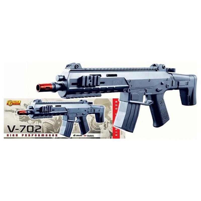 Fucile Air-Soft V-702  - MazzeoGiocattoli.it