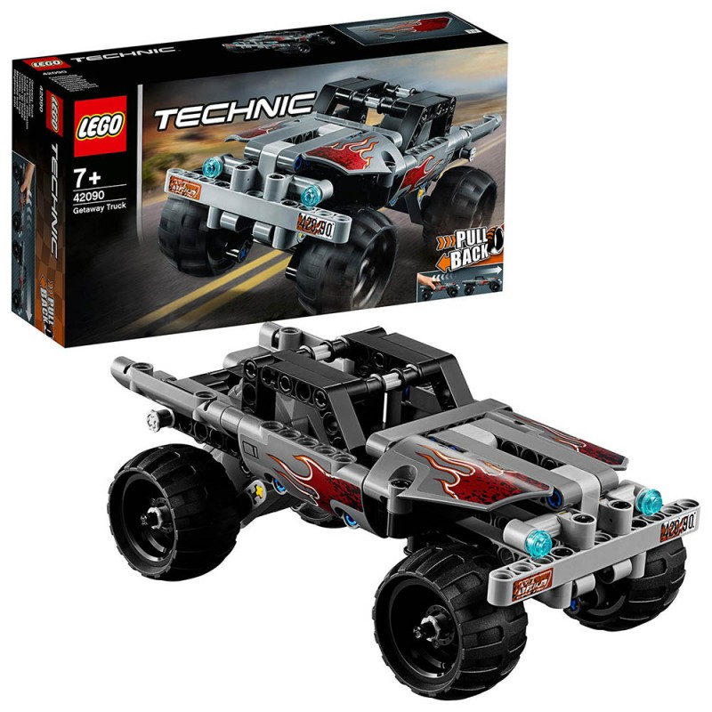 Lego Technic - Bolide Fuoristrada -  42090 - MazzeoGiocattoli.it