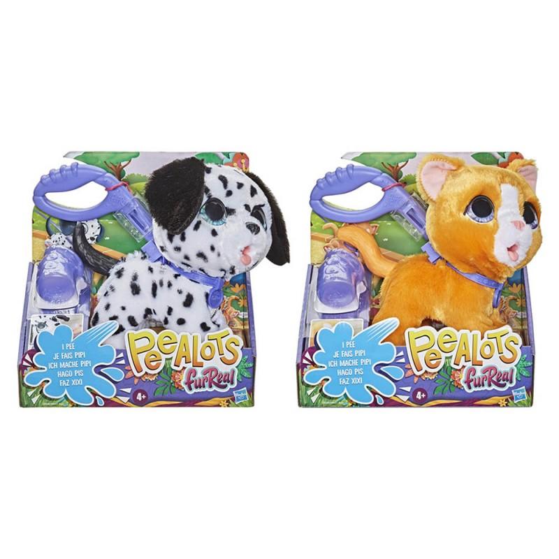 Fur Real Peealots Cuccioli - Hasbro - MazzeoGiocattoli.it