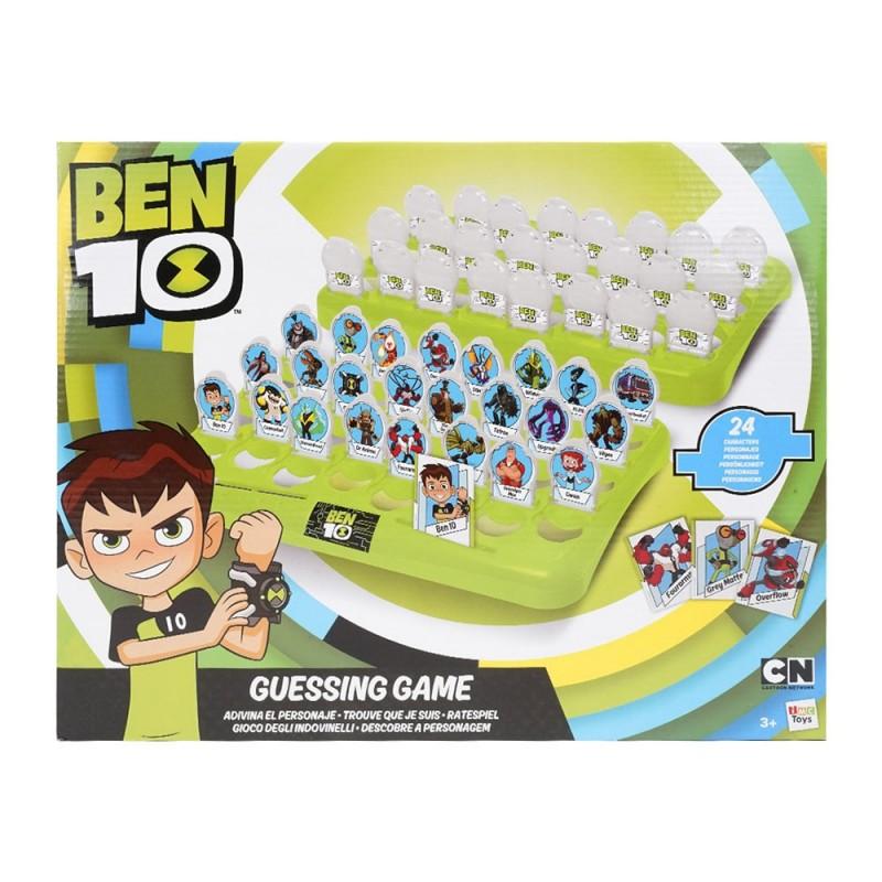 Gioco Degli Indovinelli Ben 10 - Imc Toys - MazzeoGiocattoli.it